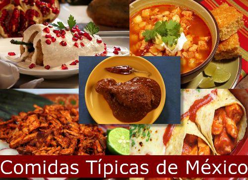 Las mejores Comidas Típicas de México