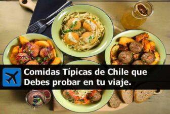comidas típicas de Chile que debes probar en los mejores hoteles en Chile
