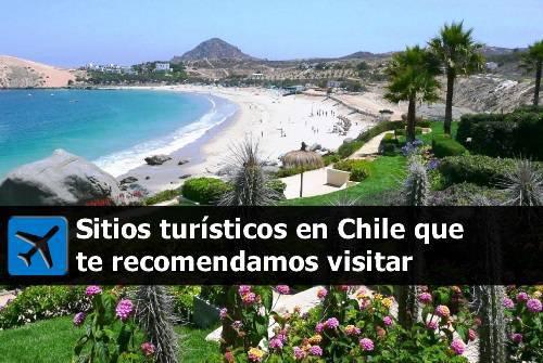 sitios turísticos de Chile