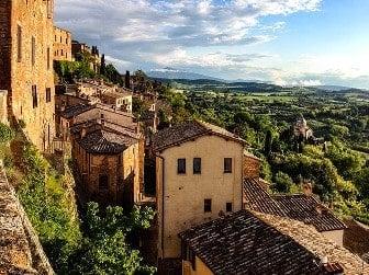 luna de miel todo incluido en la Toscana en Italia
