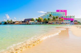 vacaciones isla mujeres en Cancún
