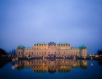luna de miel en Viena Austria con todo incluido