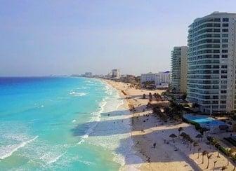 playa chac mool Cancún todo incluido