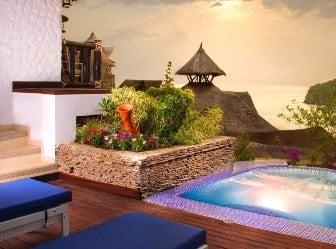 Hotel de lujo en Colombia Jaba Nibue Taganga