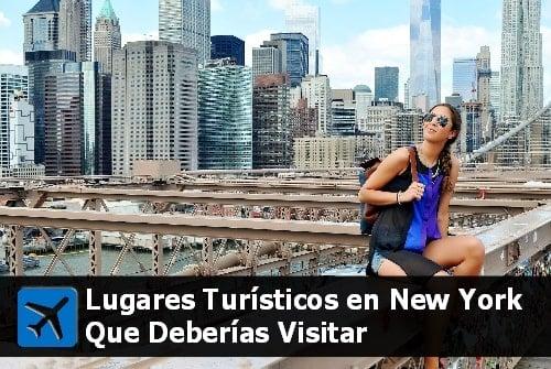 lugares turísticos en New York